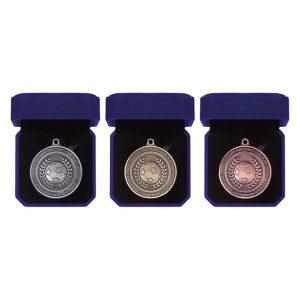 Olympia Football Medal Box