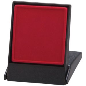 Fortress Flat Insert Medal Box Red