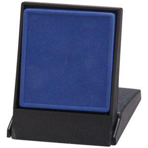 Fortress Flat Insert Medal Box Blue – 50/60mm flat