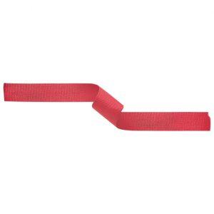 Medal Ribbon Red 395x10mm