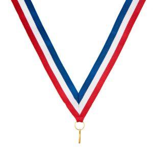 Childrens Safety Velcro Medal Ribbon 360x20mm