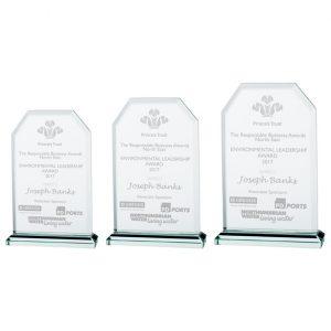 Executive Jade Crystal Award