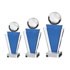 Gauntlet Pool Crystal Award