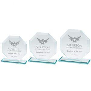 Oblivion Jade Crystal Award