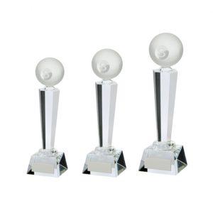 Interceptor Pool Crystal Award