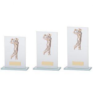 Jade Waterford Golf Male Award