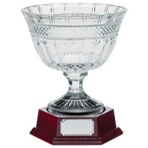 Lindisfarne Eternity Crystal Vase 340mm