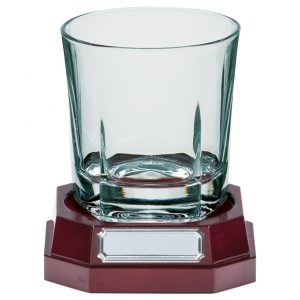 Lindisfarne Vortex Crystal Whiskey 120mm