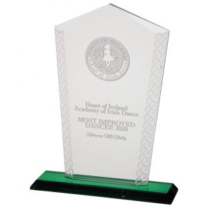 Horizon Celtic Crystal Award – 200mm