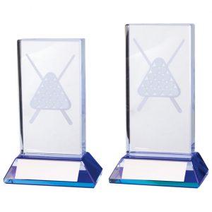 Davenport Pool & Snooker Crystal Award