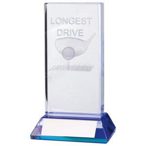 Davenport Golf Longest Drive Award 120mm