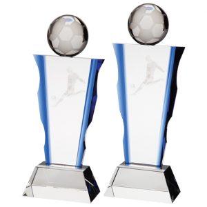 Celestial Football Crystal Award