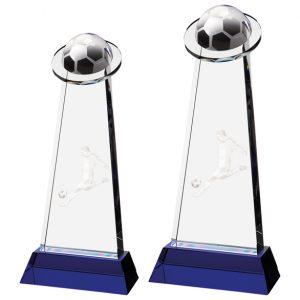 Stellar Football Crystal Award