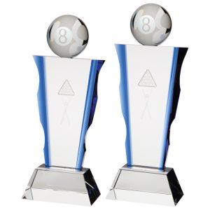 Quantum Pool Crystal Award