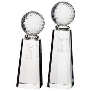 Synergy Golf Crystal Award
