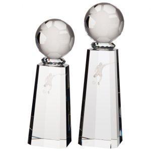 Synergy Football Crystal Award