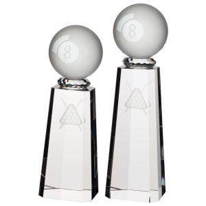 Synergy Pool Crystal Award