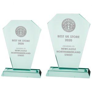 Charleston Jade Glass Award
