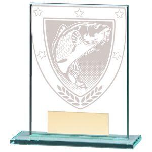 Millennium Fishing Jade Glass Award – 110mm