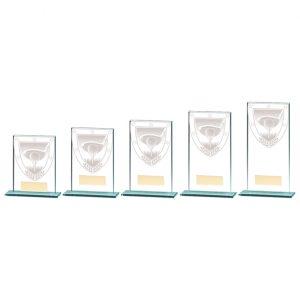 Millennium Golf Jade Glass Award