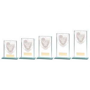 Millennium Netball Jade Glass Award
