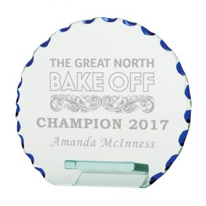 Quantum Jade Glass Award – 90mm