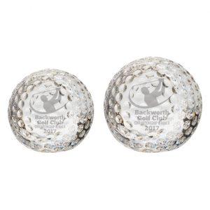 Menteith Golf Optical Crystal Ball