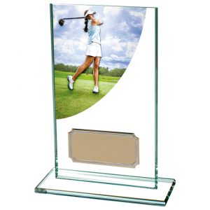 Colour Curve Golf Female Jade Crystal – 140mm