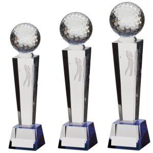 Legend Crystal Golf Award
