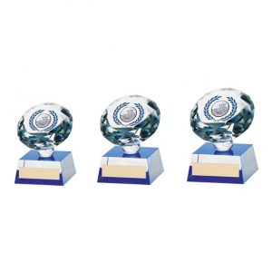 Solitaire Crystal Multi Sport Award