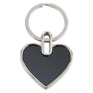 Madrid Heart Keyring 45mm