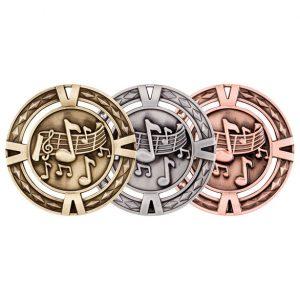 V-Tech Series Medal – Music