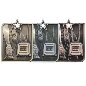 Centurion Star Series Running Medal