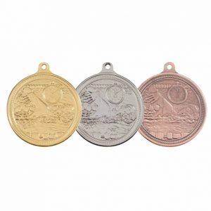 Endurance Swimming Medal Bronze 50mm
