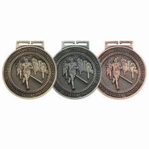 Olympia Running Medal