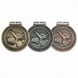 Olympia Karate Medal
