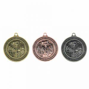 Olympia Triathlon Medal