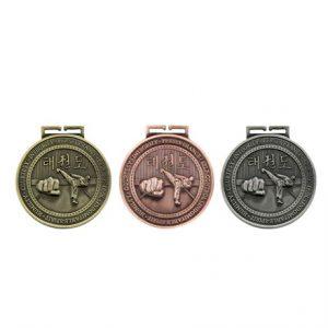 Olympia Taekwondo Medal