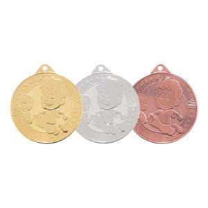 Little Champion Football Medal
