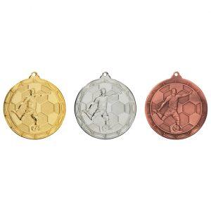 Impulse Football Medal