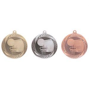 Typhoon Basketball Medal