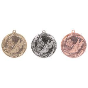 Typhoon Running Athletics Medal
