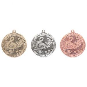 Typhoon Music Medal