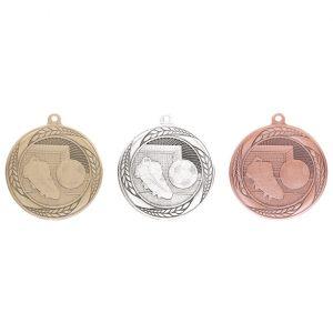 Typhoon Football Medal