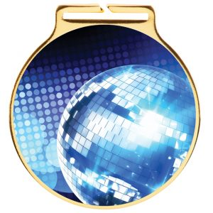 Vision Dance Medal 60mm