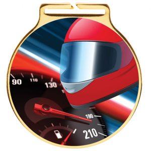 Vision Motorsport Medal 60mm
