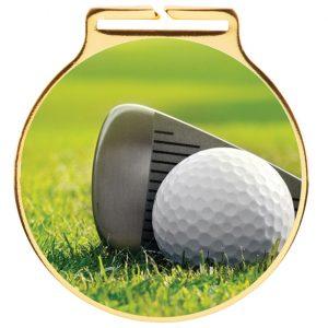 Vision Golf Medal 60mm
