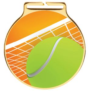 Vision Tennis Medal 60mm