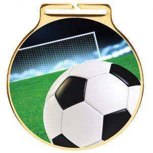 Vision Football Medal 60mm