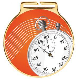 Vision Running Athletics Medal 60mm